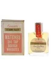 Grant's Stand Fast The World's Smallest Bottles Of Scotch Whisky 1cl / 40%