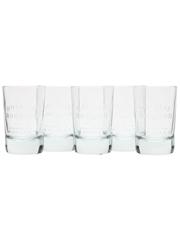 Bulleit Bourbon Glasses Frontier Whiskey 10.5cm Tall