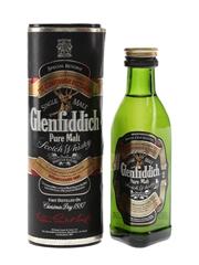 Glenfiddich Special Old Reserve Pure Malt Bottled 1990s 5cl / 40%