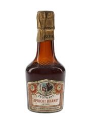 Trotosky Apricot Brandy Botled 1950s 5cl / 24%