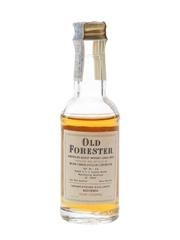 Old Forester Bottled 1970s 4cl / 40%