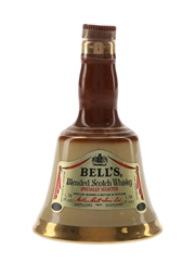Bell's Old Brown Decanter Bottled 1970s 5cl