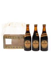 Guinness Lilliput Tiny Bottles 3 x 1cl