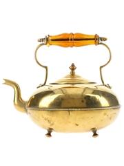 Brass Hot Toddy Kettle