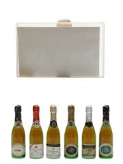 Alpa Novelty Champagne Set
