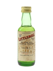 Littlemill 8 Year Old Bottled 1980s 5cl / 40%