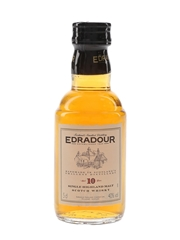 Edradour 10 Year Old  5cl / 40%