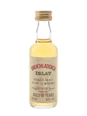 Bruichladdich 10 Year Old Bottled 1980s 5cl / 43%