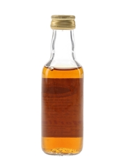 Mortlach Royal Wedding 1959 & 1960 Bottled 1986 - Gordon & MacPhail 5cl / 40%