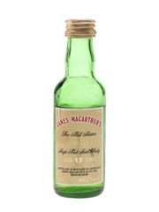 Caol Ila 12 Year Old James MacArthur's 5cl / 60.2%