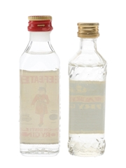 Beefeater & Marine Dry Gin  3cl & 5cl
