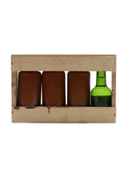 Smeets Mini Bar Graanjever & Brandevin 4 x 3cl