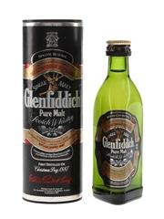 Glenfiddich Special Old Reserve Pure Malt Bottled 1980s-1990s 5cl / 40%