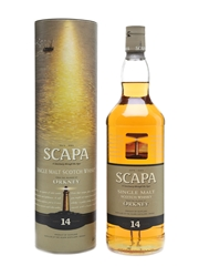 Scapa 14 Year Old  100cl / 40%