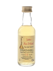 Strathmill 1985 11 Year Old James MacArthur's 5cl / 43%