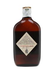 Haig's Gold Label Spring Cap Bottled 1950s 37.5cl