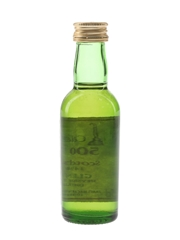 Glen Keith 1968 James MacArthur's - 500 Years Of Scotch Whisky 5cl / 62.5%