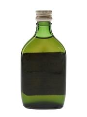 Usher's Green Stripe Bottled 1960s 5cl / 40%