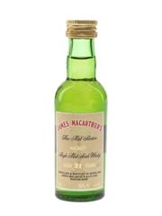 Macduff 21 Year Old Bottled 1991 - James MacArthur's 5cl / 55.5%