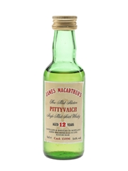 Pittyvaich 12 Year Old James MacArthur's 5cl / 54%