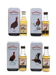 Famous Grouse Finest  4 x 5cl / 40%