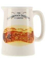 Glendronach Distillery Water Jug