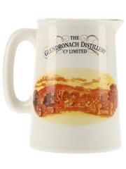 Glendronach Distillery Water Jug  11cm Tall