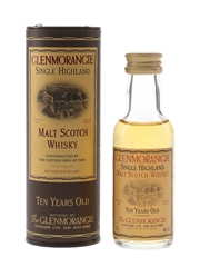Glenmorangie 10 Year Old Bottled 1990s 5cl / 40%