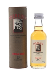 Aberlour 10 Year Old Bottled 1990s 5cl / 40%