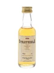 Strathisla 1980 Bottled 1990s - Gordon & MacPhail 5cl / 40%