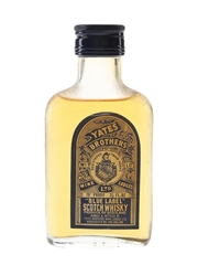 Yates Brothers Blue Label Bottled 1970s 7.10cl / 40%