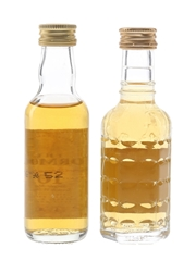Tormore 10 Year Old Bottled 1980s & 1990s 2 x 5cl