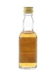Dufftown Glenlivet 8 Year Old Bottled 1970s 5cl / 40%