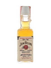 Jim Beam Bottled 1970s-1980s 5cl / 40%