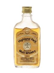 Highland Park 8 Year Old 100 Proof Bottled 1970s - Gordon & MacPhail 5cl / 57%