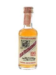 Old Fitzgerald Prime Bourbon Bottled 1980s 5cl / 43%