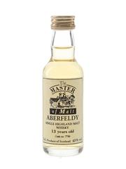 Aberfeldy 13 Year Old The Master Of Malt 5cl / 43%