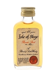 Macleod's Isle Of Skye 18 Year Old Private Stock No.45 5cl / 43%