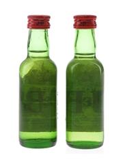 Justerini & Brooks Bottled 1970s-1980s 2 x 5cl / 40%
