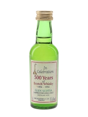 Glen Scotia 1979 James MacArthur's - 500 Years Of Scotch Whisky 5cl / 55.6%