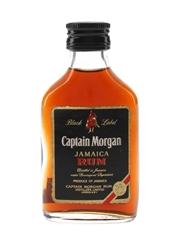 Captain Morgan Black Label Jamaica Rum Bottled 1970s-1980s 5cl / 40%