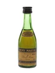 Remy Martin VSOP Bottled 1970s-1980s 3cl / 40%