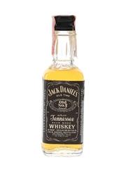 Jack Daniel's Old No.7 Bottled 1980s - Soffiantino 5cl / 45%