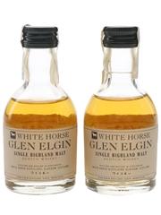 Glen Elgin White Horse Distillers - Japanese Market 2 x 5cl / 43%