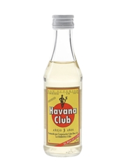 Havana Club 3 Year Old Bottled 1980s-1990s 5cl / 40%