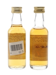 Coopers' Select 8 Year Old Bottled 1990s-2000s 2 x 5cl / 40%