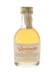 Glenkinchie 10 Year Old Bottled 1990s 5cl / 43%