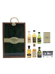 The Premium Collection Macallan, Highland Park, Bunnahabhain 6 x 5cl / 40%