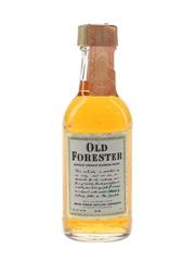 Old Forester Bottled 1980s 5cl / 43%