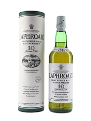 Laphroaig 10 Year Old Bottled 2000s 70cl / 40%